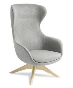 Eden Elizabeth Natural Ash Timber Base Chair