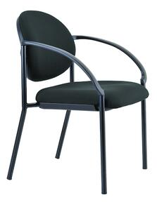 Buro Essence 4-Leg Chair with Arms