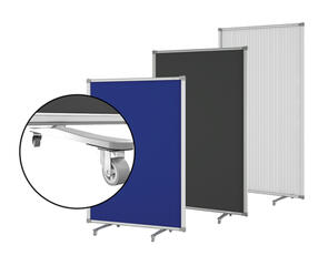 Boyd Visuals Free Standing Partition