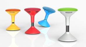 Jari Height Adjustable Stool