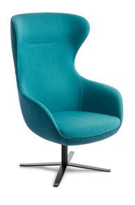Eden Elizabeth Chrome 4-Point Base Chair