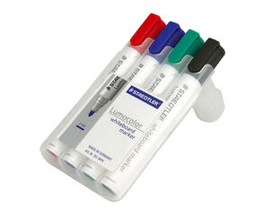 Boyd Visuals Whiteboard Bullet Tip Markers