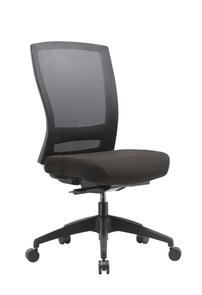 Buro Mentor Mesh Back Nylon Base Chair