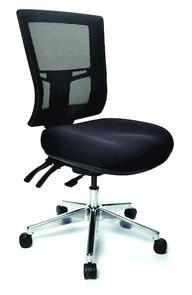Buro Metro ll Chrome Base Chair