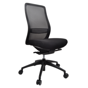 Konfurb Luna Chair Nylon Base No Arms