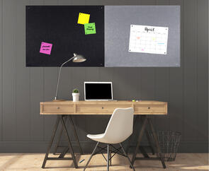 Quickship Pinpanel Grey