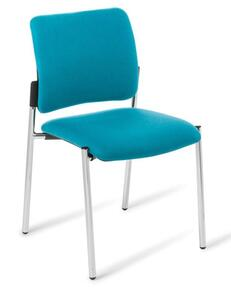 Eden Polo Chrome Frame Chair