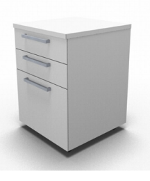 Proceed 3 Drawer Mobile Pedestal