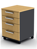 Proceed 4 Drawer Mobile