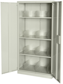 Proceed Cupboard with 3 Shelves