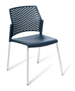 Eden Punch 4-Leg Chair
