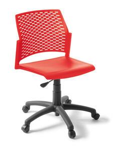 Eden Punch Swivel Chair