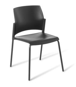 Eden Spring 4-Leg Chair