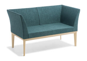 Eden Stockholm 2-Seater with Arms