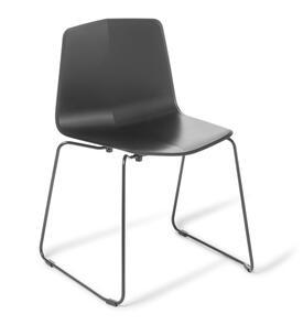 Eden Stratos Sled Chair
