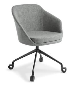 Eden Talia 4-star Swivel Black Base Chair