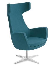 Eden Trento 4-point Chrome Base Chair