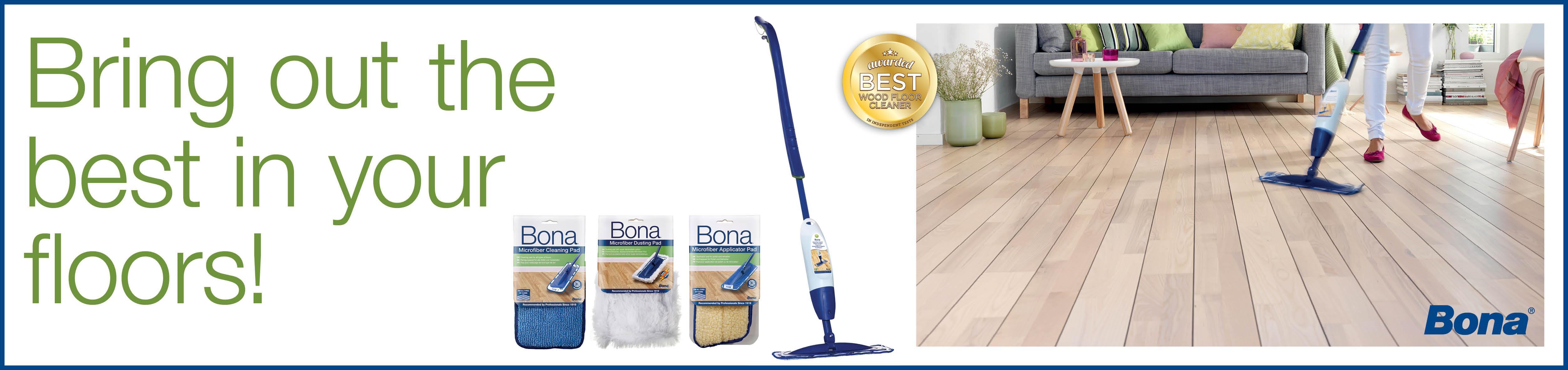 Bona Floorcare Look Floors
