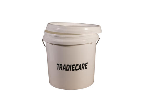 Tradiecare Bucket 10L with Lid