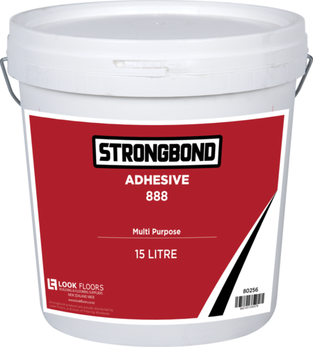 Strongbond 888 Multi Purpose Carpet Adhesive 15 Litre