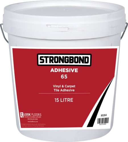 Strongbond 65 PS Carpet Tile Adhesive 15 Litre
