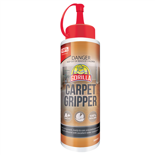 Holdfast Gorilla Carpet Gripper 01493 Adhesive 500 ml