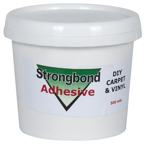 Strongbond DIY Carpet & Vinyl Adhesive 500ml
