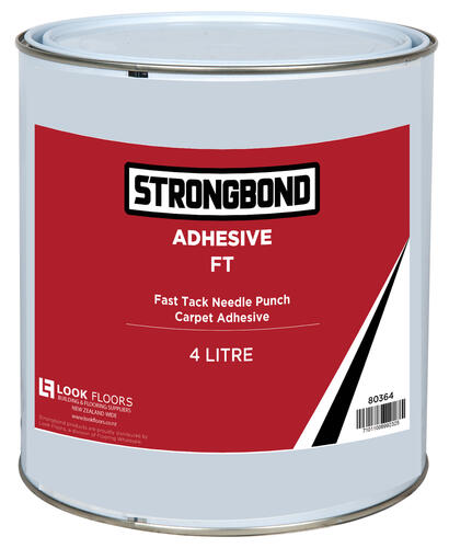 Strongbond Express FT Adhesive 4 Litre
