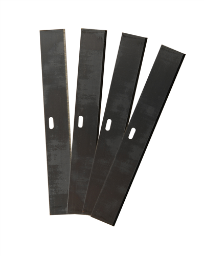Roberts 10-442 4-Inch Floor and Wall Scraper Blades 10 Pack