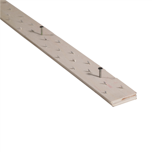 Strongbond Architectural Carpet Tack Strip 7.5mm Wood