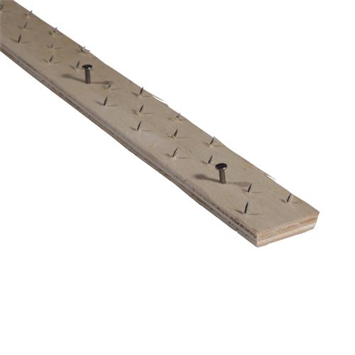 Strongbond Architectural Carpet Tack Strip 7.5mm Concrete