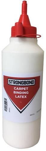Strongbond Carpet Binding Latex 1 litre