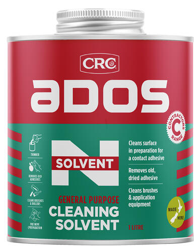 Ados Solvent N Cleaner and Thinner 1 Litre