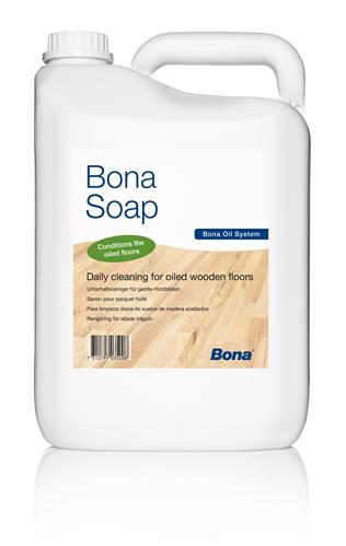 Bona Soap for Oiled Wooden Floors 5 Litre