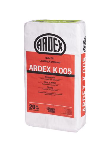 Ardex K005 Deep Fill 20 kg