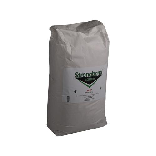 Strongbond Screed PREP Powder - 25 kg