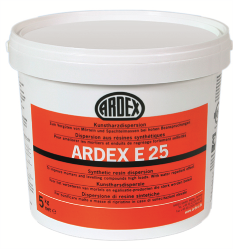 Ardex E25 Synthetic Resin Dispersion Admixture 5 kg