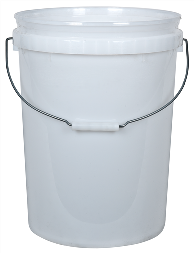 Natural 20 litre Empty Pail