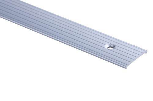 Strongbond Carpet to Carpet 9301.L20 Aluminium Floor Trim 2.44m