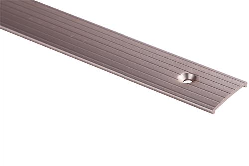 Strongbond Champagne Carpet to Carpet 7301.L20  Aluminium Floor Trim 2.44m