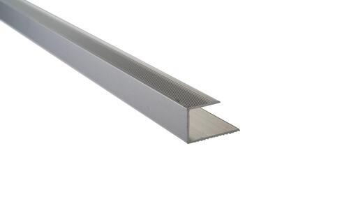 Roberts Senior 50.E20 End Aluminium Floor Trim 3.3m