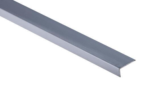 Roberts  Angle Multi End Aluminium 50.E23  Floor Trim 3.30m