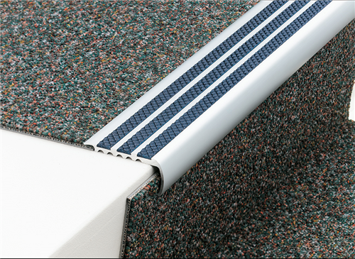 Tredsafe Stairnosing Carpeted AA345 Stairs (sold per metre)