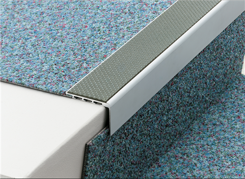 Tredsafe AA123 Stairnosing Carpeted Stairs (sold per metre)