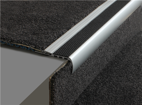 Tredsafe AA119 Stairnosing Carpeted Stairs (sold per metre)