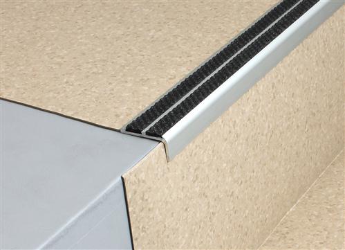 Tredsafe Stairnosing Vinyl AA242 Stairs  (sold per metre)
