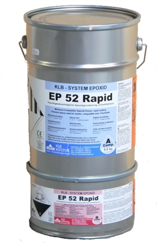 KLB EP 52 Rapid Moisture Barrier/Primer 30 kg kit