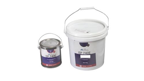 KLB Strongbond EP 740E Silver Grey RAL 7001 10 kg kit