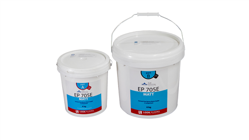KLB EP 705E Clear Epoxy Matt 5 kg kit