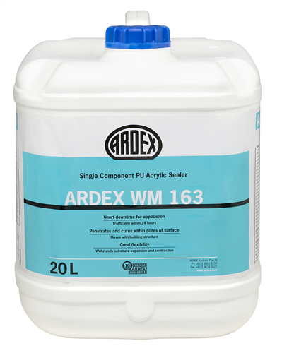 Ardex WPM 163 Concrete Sealer 20 Litre